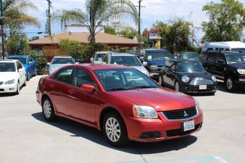 2009 Mitsubishi Galant for sale at Car 1234 inc in El Cajon CA