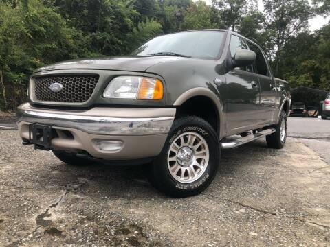2003 Ford F-150 for sale at Atlas Auto Sales in Smyrna GA