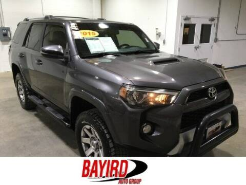 2015 Toyota 4Runner for sale at Bayird Truck Center in Paragould AR