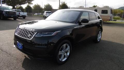 2020 Land Rover Range Rover Velar for sale at Steve Johnson Auto World in West Jefferson NC
