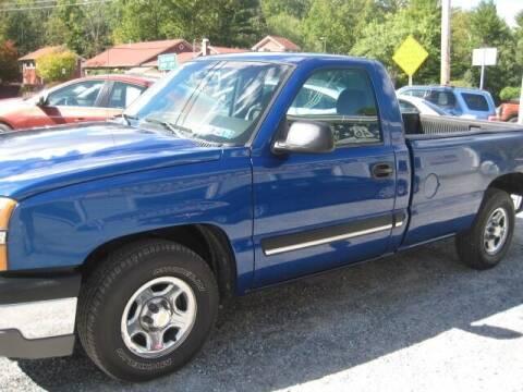 2003 Chevrolet Silverado 1500 for sale at Motors 46 in Belvidere NJ