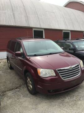 2009 Chrysler Town and Country for sale at Lavictoire Auto Sales in West Rutland VT