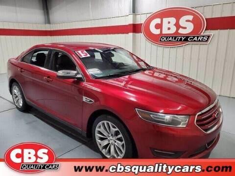 2015 Ford Taurus for sale at CBS Quality Cars in Durham NC