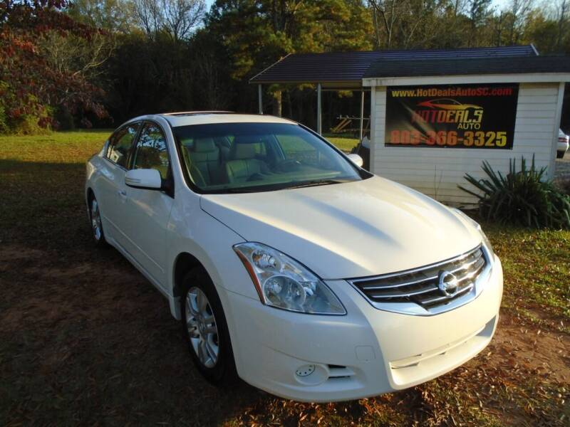2011 Nissan Altima for sale at Hot Deals Auto LLC in Rock Hill SC