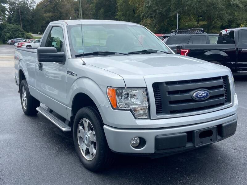 2010 Ford F-150 for sale at Luxury Auto Innovations in Flowery Branch GA