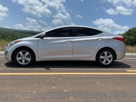 2011 Hyundai Elantra for sale at Tennessee Valley Wholesale Autos LLC in Huntsville AL