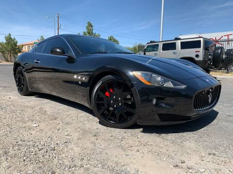 2009 Maserati GranTurismo for sale at Boktor Motors in Las Vegas NV