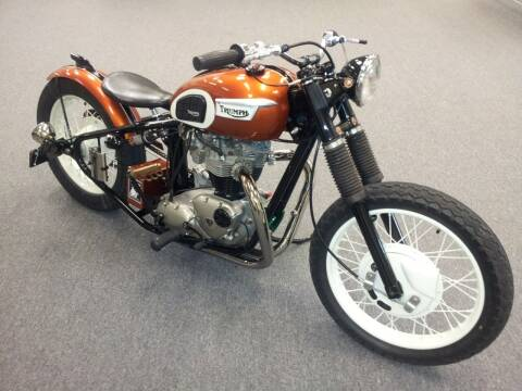 1971 Triumph Bobber - TR6R - Trophy -  for sale at Roadmaster Auto Sales in Pompano Beach FL