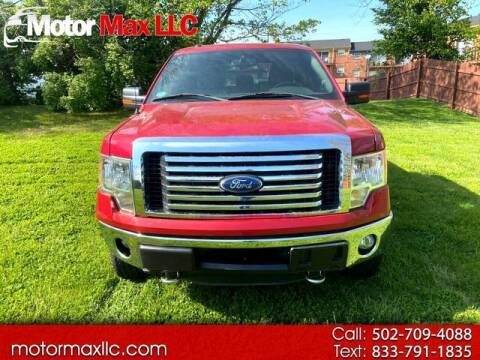 2012 Ford F-150 for sale at Motor Max Llc in Louisville KY