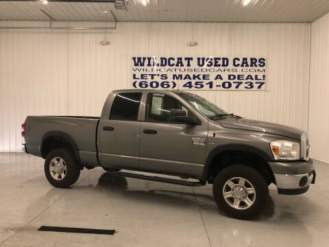 2007 Dodge Ram Pickup 2500 for sale at Wildcat Used Cars in Somerset KY