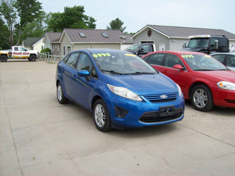 2011 Ford Fiesta for sale at Summit Auto Inc in Waterford PA