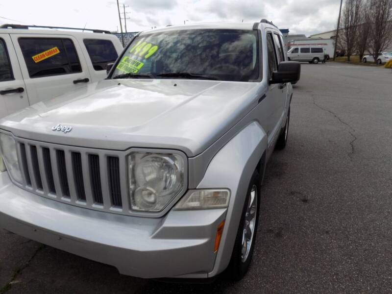 2012 Jeep Liberty for sale at Pro-Motion Motor Co in Lincolnton NC
