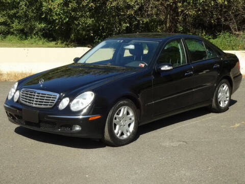 2006 Mercedes-Benz E-Class for sale at Kaners Motor Sales in Huntingdon Valley PA