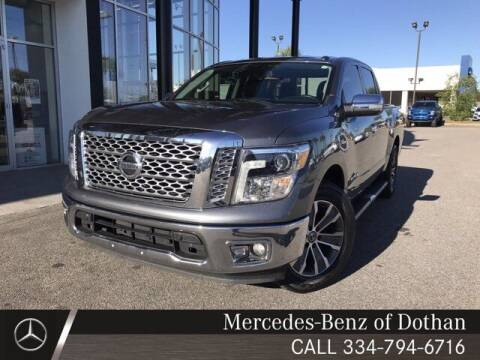 2017 Nissan Titan for sale at Mike Schmitz Automotive Group in Dothan AL