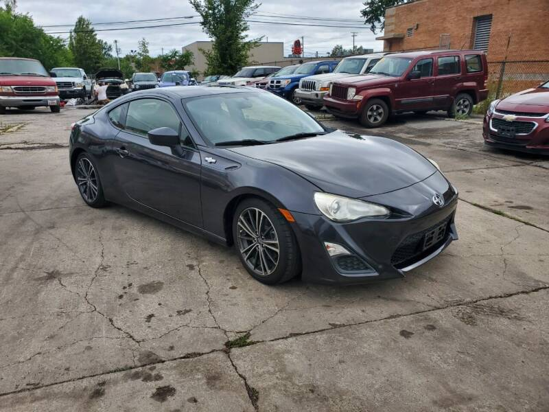 2015 Scion FR-S for sale at Liberty Auto Show in Toledo OH