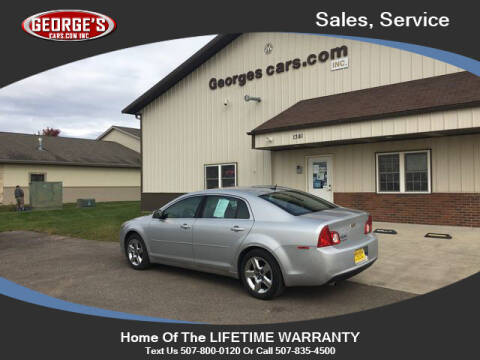 2009 Chevrolet Malibu for sale at GEORGE'S CARS.COM INC in Waseca MN