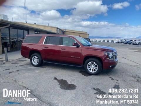 2020 Chevrolet Suburban for sale at Danhof Motors in Manhattan MT