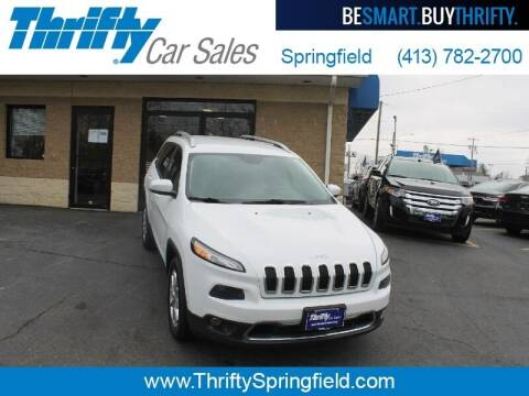 2016 Jeep Cherokee for sale at Thrifty Car Sales Springfield in Springfield MA