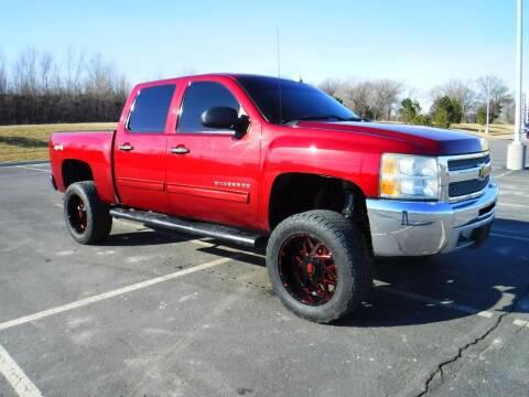 2013 Chevrolet Silverado 1500 for sale at Truck World in Augusta KS