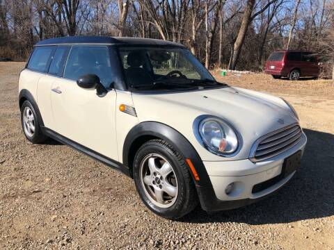 2008 MINI Cooper Clubman for sale at Kansas Car Finder in Valley Falls KS