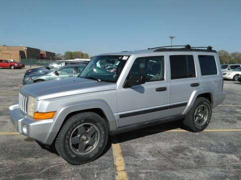 2006 Jeep Commander for sale at Cj king of car loans/JJ's Best Auto Sales in Troy MI