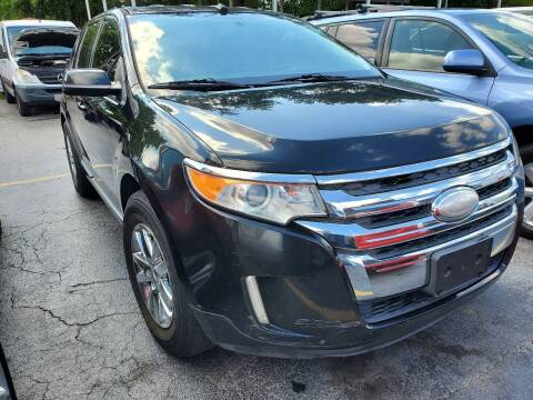 2013 Ford Edge for sale at America Auto Wholesale Inc in Miami FL