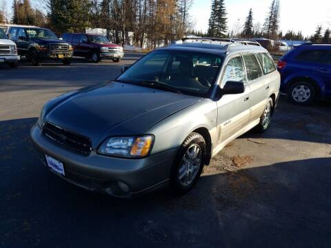 2001 Subaru Outback for sale at Great Alaska Car Co. in Soldotna AK