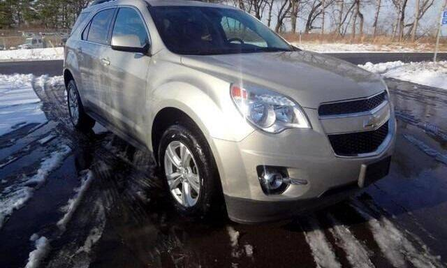 2015 Chevrolet Equinox for sale at Garza Motors in Shakopee MN