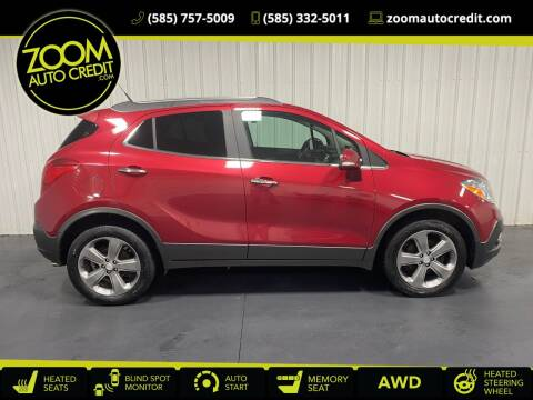 2014 Buick Encore for sale at ZoomAutoCredit.com in Elba NY