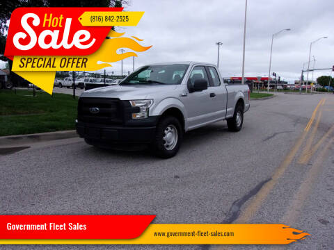 2016 Ford F-150 for sale at Government Fleet Sales in Kansas City MO