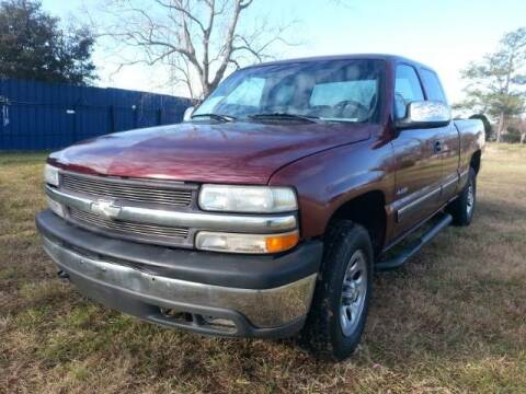 1999 Chevrolet Silverado 1500 for sale at Ody's Autos in Houston TX