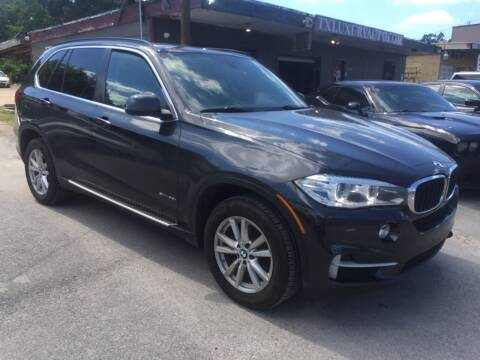 2014 BMW X5 for sale at Texas Luxury Auto in Houston TX
