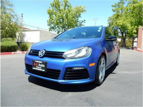 2012 Volkswagen Golf R for sale at A-1 Auto Wholesale in Sacramento CA