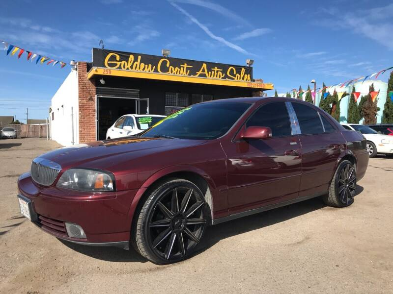 2004 Lincoln LS for sale at Golden Coast Auto Sales in Guadalupe CA