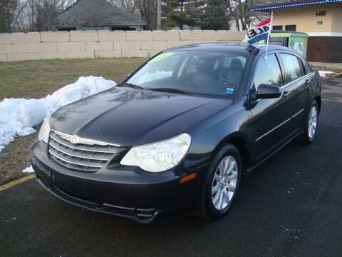 2010 Chrysler Sebring for sale at MOTORAMA INC in Detroit MI