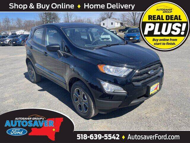 2021 Ford EcoSport for sale in Comstock, NY