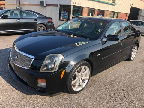 2005 Cadillac CTS-V for sale at MR Auto Sales Inc. in Eastlake OH