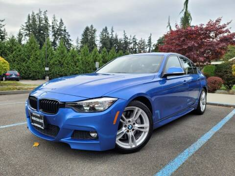 2016 BMW 3 Series for sale at Silver Star Auto in Lynnwood WA