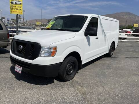 2016 Nissan NV Cargo for sale at Los Compadres Auto Sales in Riverside CA
