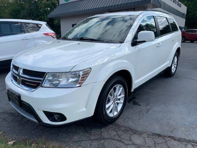 2017 Dodge Journey for sale at Lighthouse Auto Sales in Holland MI
