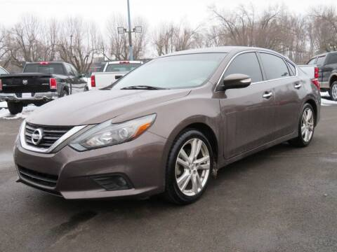 2016 Nissan Altima for sale at Low Cost Cars North in Whitehall OH