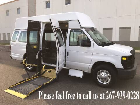 2009 Ford E-Series Cargo for sale at Bucks Autosales LLC - Bucks Auto Sales LLC in Levittown PA