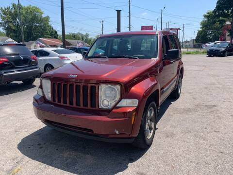 2008 Jeep Liberty for sale at Limited Auto Sales Inc. in Nashville TN