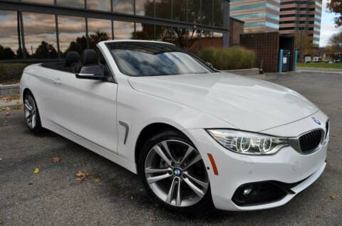 2015 BMW 4 Series for sale at NJ Enterprises in Indianapolis IN