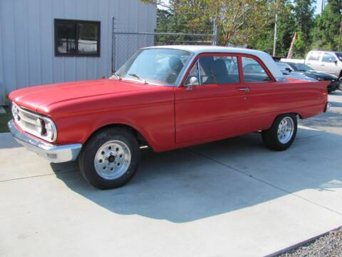 1962 Mercury Comet for sale at Pure 1 Auto in New Bern NC