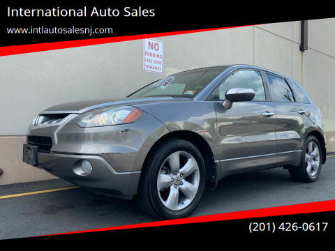 2007 Acura RDX for sale at International Auto Sales in Hasbrouck Heights NJ