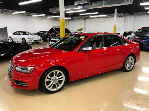 2013 Audi S4 for sale at Fox Valley Motorworks in Lake In The Hills IL