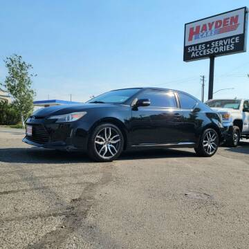 2014 Scion tC for sale at Hayden Cars in Coeur D Alene ID