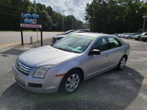 2009 Ford Fusion for sale at Let's Go Auto in Florence SC