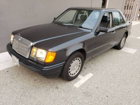 1988 Mercedes-Benz 300-Class for sale at Classic Car Deals in Cadillac MI
